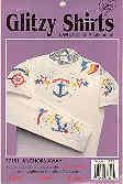 Image for Glitzy Shirts Lame' Iron-On Applique Kit