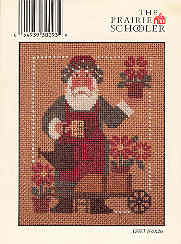 Image for The Prairie Schooler 1993 Santa