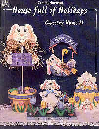 Image for House Full of Holidays Country Home II