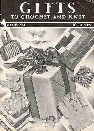 Image for Gifts to Crochet and Knit, Book 94