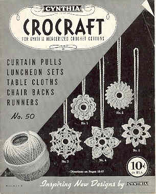 Image for Crocraft for Cynthia Mercerized Crochet Cottons