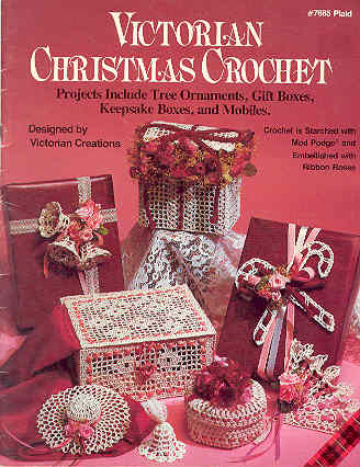 Image for Victorian Christmas Crochet