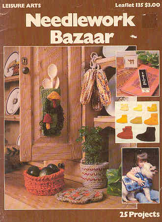 Image for Needlework Bazaar