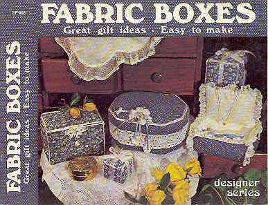 Image for Fabric Boxes