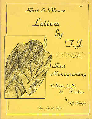 Image for Shirt & Blouse Letters By T. J.