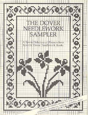Image for The Dover Needlework Sampler