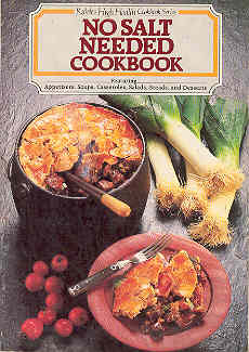 Image for No Salt Needed Cookbook