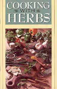 Image for Cooking With My Favorite Herbs
