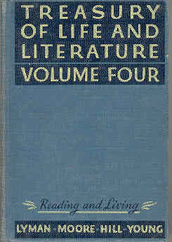 Image for Treasury of Life and Literature, Volume Four