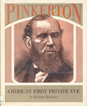 Image for Pinkerton: America's First Private Eye