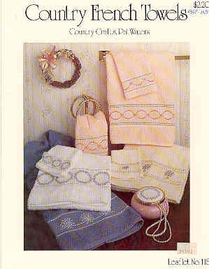 Image for Country French Towels