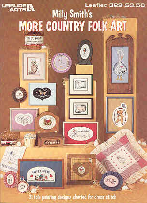 Milly Smith's More Country Folk Art