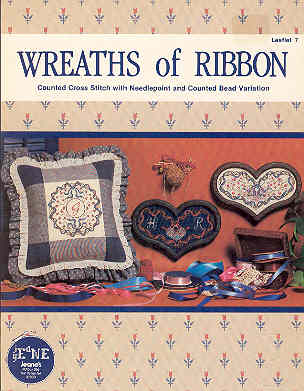 Wreaths of Ribbon