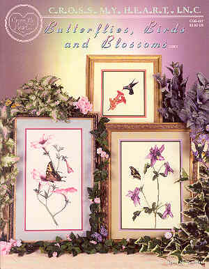 Image for Butterflies, Birds and Blossoms