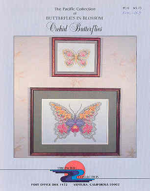 Image for Orchid Butterflies