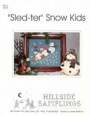 Image for Sled-ter Snow Kids