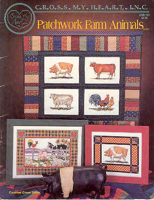 Image for Patchwork Farm Animals