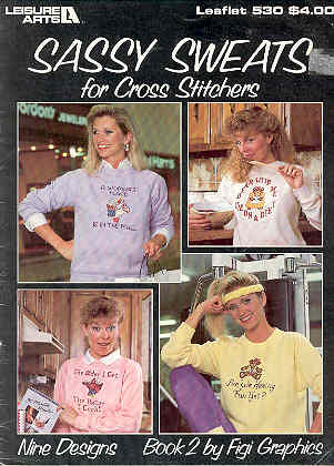 Image for Sassy Sweats for Cross Stitchers