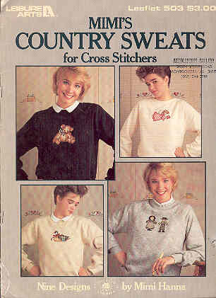 Image for Mimi's Country Sweats for Cross Stitchers