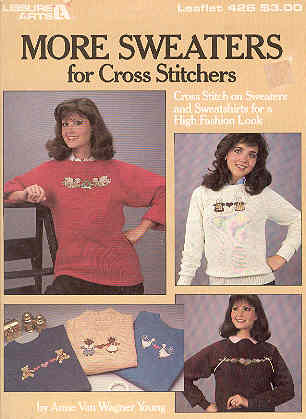 Image for More Sweaters for Cross Stitchers