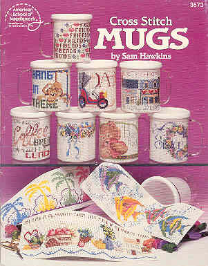 Image for Cross Stitch Mugs