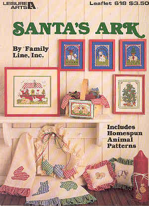 Image for Santa's Ark
