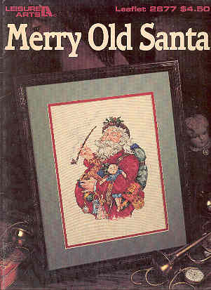 Image for Merry Old Santa