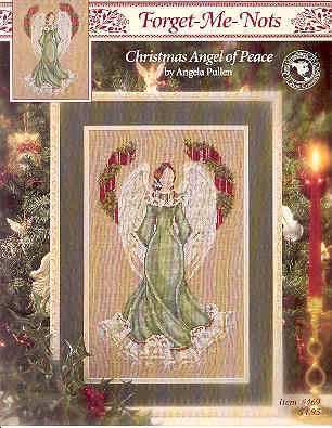 Image for Christmas Angel of Peace