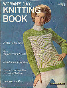 Image for Woman's Day Knitting Book, Number 5