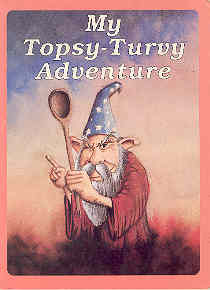 Image for My Topsy-Turvy Adventure