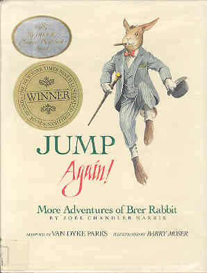 Image for Jump Again! More Adventures of Brer Rabbit: More Adventures of Brer Rabbit