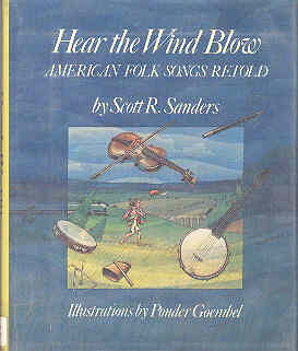 Image for Hear the Wind Blow: American Folk Songs Retold