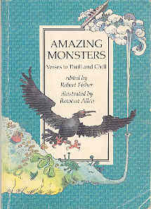 Image for Amazing Monsters: Verses to Thrill and Chill