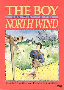 Image for The Boy Who Went to the North Wind
