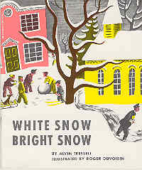 Image for White Snow Bright Snow