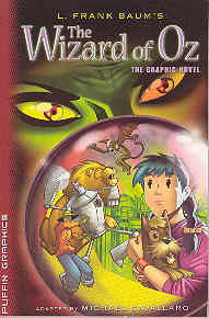 Image for The Wizard of Oz: The Graphic Novel