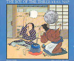 Image for The Boy of the Three-Year Nap