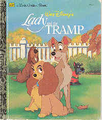 Image for Walt Disney's Lady and the Tramp