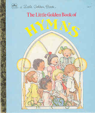 Image for The Little Golden Book of Hymns