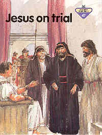 Image for Jesus on Trial