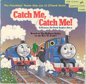 Image for Catch Me, Catch Me!: A Thomas the Tank Engine Story