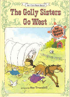 Image for The Golly Sisters Go West