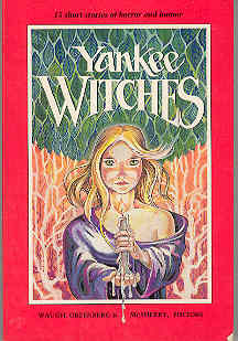 Image for Yankee Witches: 15 Short Stories of Horror and Humor