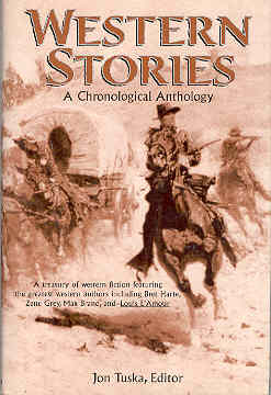 Image for Western Stories: A Chronological Anthology