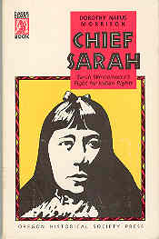 Image for Chief Sarah: Sarah Winnemucca's Fight for Indian Rights