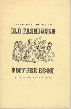 Image for Grandma Trooley's Old Fashioned Picture Book for Boys and Girls