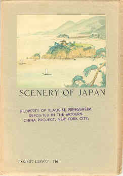 Image for Scenery of Japan Tourist Library 18