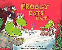 Image for Froggy Eats Out