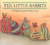 Image for Ten Little Rabbits