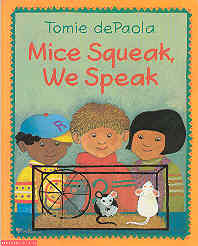 Image for Mice Squeak, We Speak